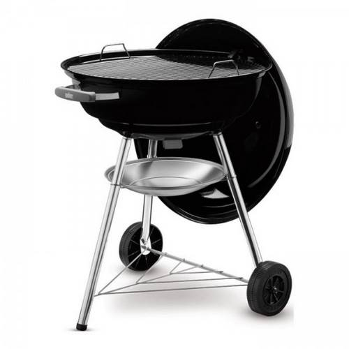 BARBACOA CARB W COMPACT KETTLE 57CM NEGR 1321004