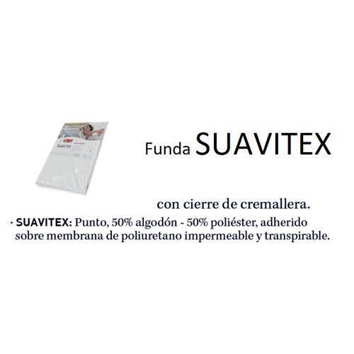 FUNDA ALMOHADA MOSHY SUAVITEX 90 IMPERM M-40103