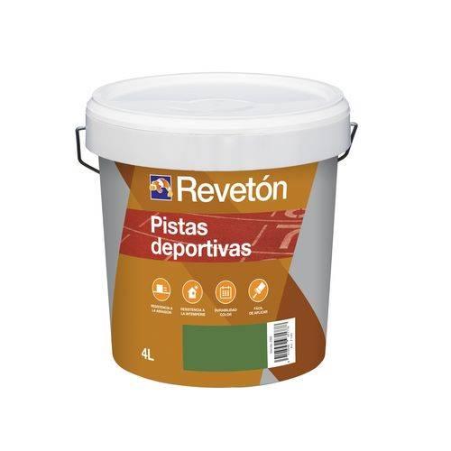 REVETON PISTAS DEPORTIVAS ROJO OX 309 15KG 7145