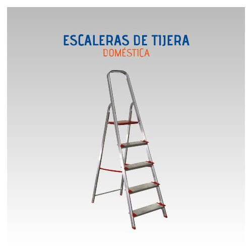 ESCALERA LUBER DOMESTIC XL 5-PELD ALUM