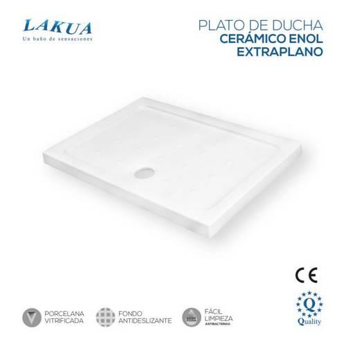 PLATO DUC LAKU PORC 100X80X6,5 ENOL