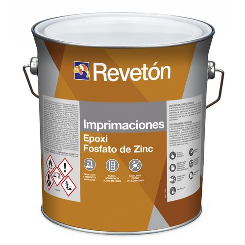 ENDURECEDOR IMPRIM REVETON EPOXI FOSF ZINC 800ML