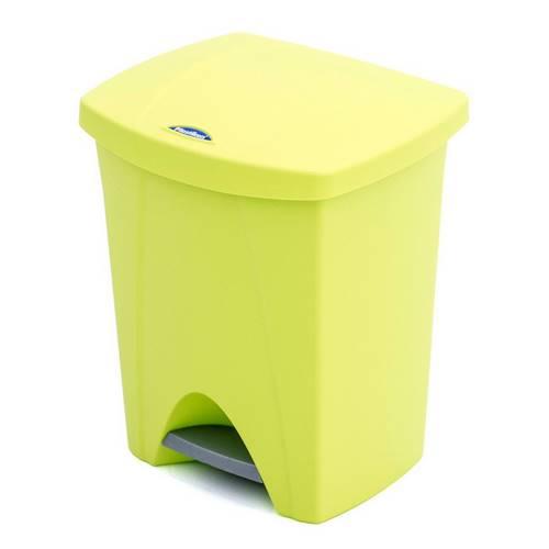 CUBO PEDAL PLASTIK NATURE 25L PIST 6425-012621