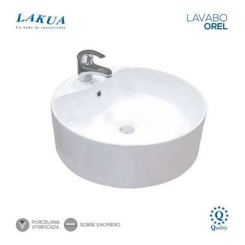 LAVABO LAKUA OREL ENCIMERO 20286240102