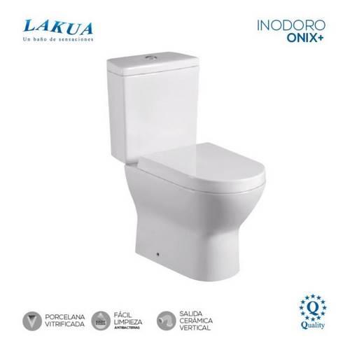 INODORO LAKUA ONIX PLUS VERT SOFT 3/6L