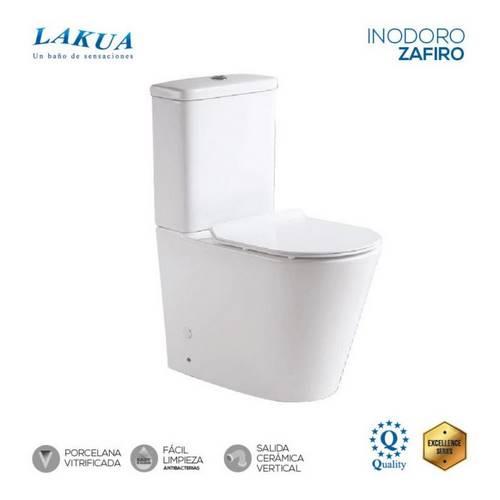 INODORO LAKUA ZAFIRO RIMLESS S/V 20250330601