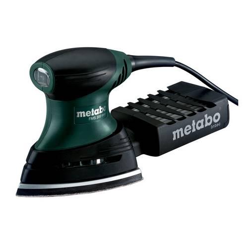LIJADORA MULT METABO FMS 200 INTEC 600065500