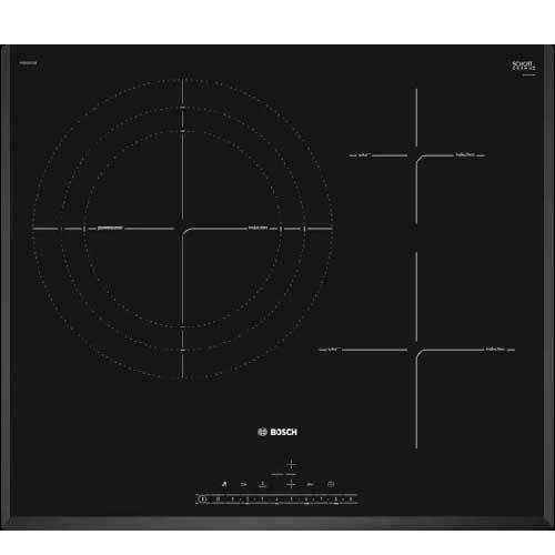 INDUCCION BOSCH PID651FC3E NEGRO 60CM