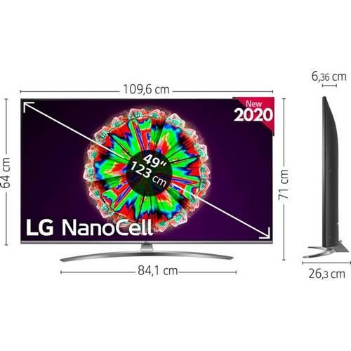 OLED LG 49NANO816NA.AEU SMART TV 4K UHD