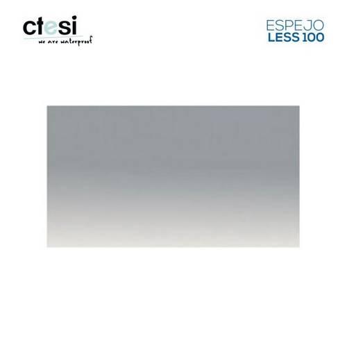 ESPEJO BAÑ CTESI LESS 100CM BL1004540