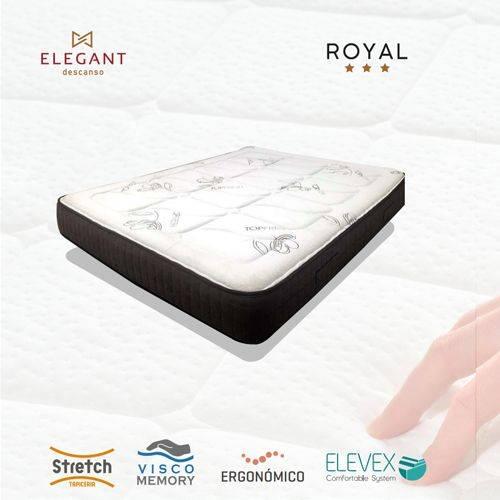 COLCHON ELEG ROYAL 150X190