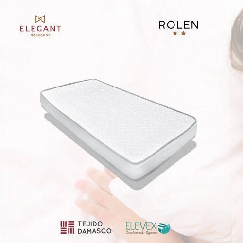 COLCHON ELEGANT ROLEN-18 150X200 ENRROLLADO