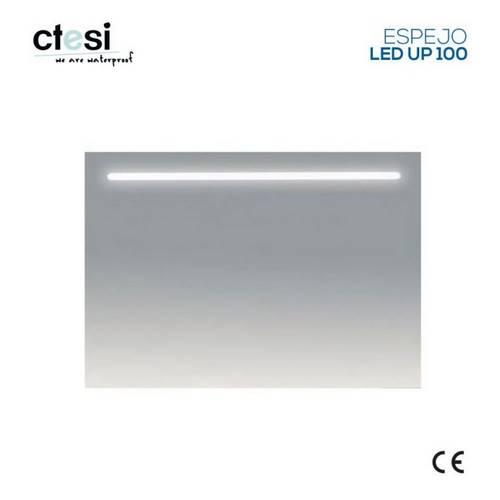 ESPEJO BAÑ CTESI UP H 100X60 LED BL5007430