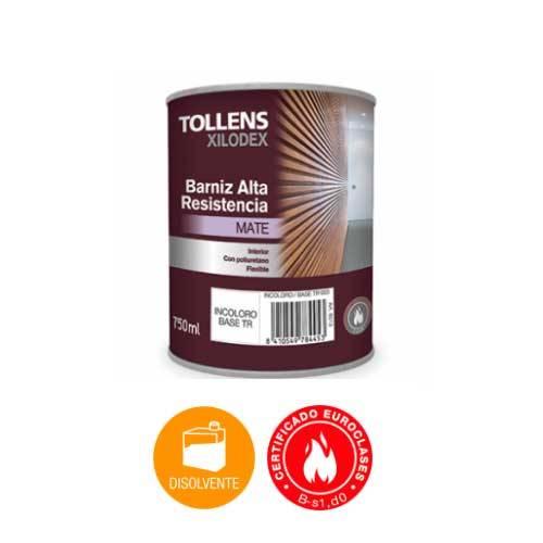 BARNIZ TOLLENS ALTA RES MATE INC BASE TR 4L 8513